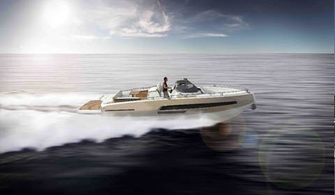 Invictus Yacht 370GT debutto mondiale al Cannes Yachting Festival 2016