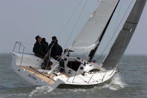 Plafoniere Per Barche : Archambault a barche vela nautica report