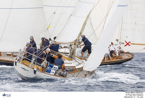 ccd8b4461bf The Puig Vela Clàssica Barcelona regatta gets to its end and ...
