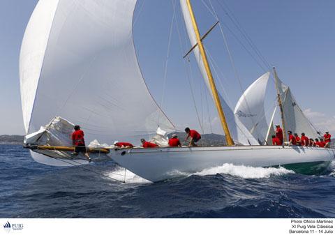 2bc10e508ae The XI Puig Vela Clàssica Barcelona regatta hoists its sails - News ...