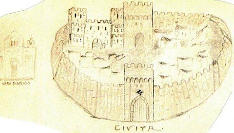 Risultati immagini per olbia medievale