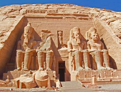 Abu Simbel, un trasloco 'Faraonico' - Report - NAUTICA REPORT