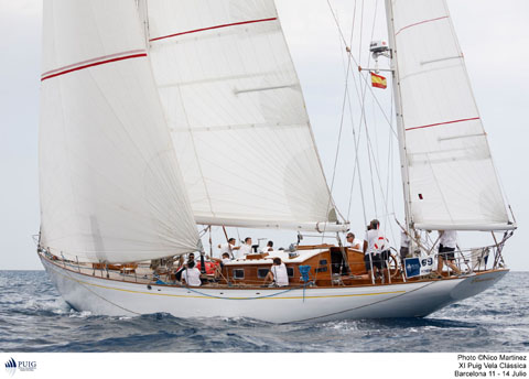d425f3dd528 ... Puig Vela Clàssica Barcelona regatta has once again offered a great  spectacle on the coasts of Barcelona