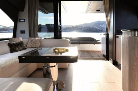 Azimut yachts: al salone di cannes presenta in anteprima il nuovo s6