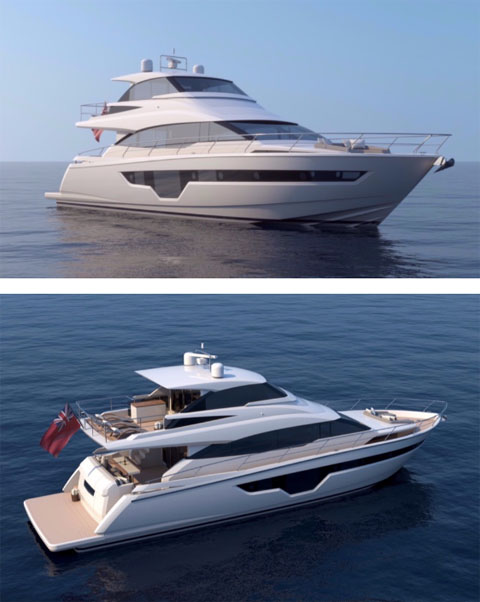 Johnson Yachts announces construction has begun on the new
