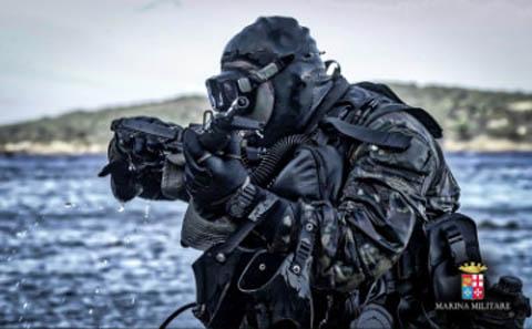 Comsubin: le forze speciali della Marina Militare Italiana - Report -  NAUTICA REPORT