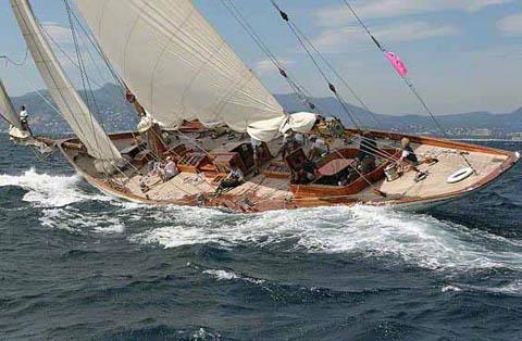 Latifa 1936 Barche E Navi D Epoca Nautica Report