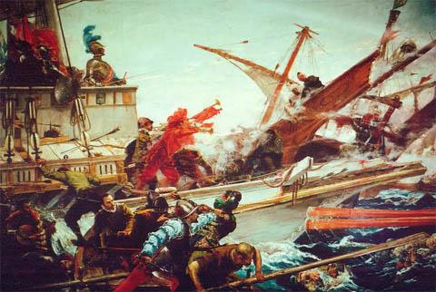 All'arrembaggio!'' L'abbordaggio nei secoli - Report - NAUTICA REPORT