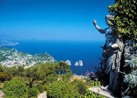 Isola Di Capri Arcipelago Campano Na Turismo E Ormeggi