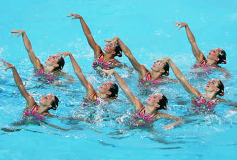 Il Nuoto Sincronizzato - Sport acquatici - NAUTICA REPORT