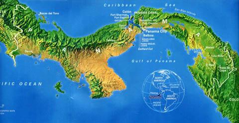 Il Canale di Panama - Report - NAUTICA REPORT c4ed6df60db4