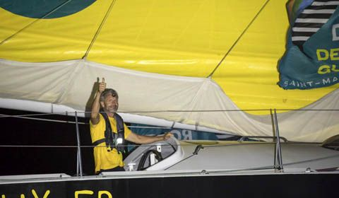Route du Rhum - Sharp third and Gavignet signs off with a win