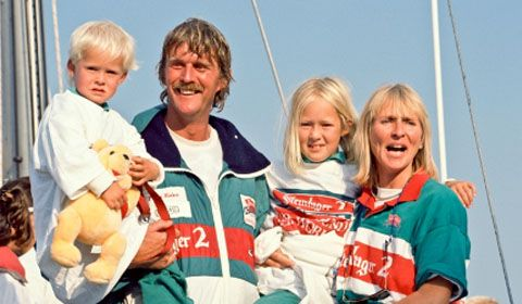 Volvo Ocean Race - Remembering Sir Peter Blake