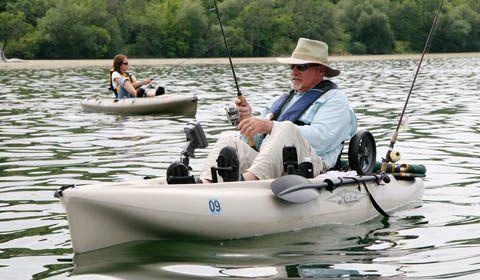 Hobie fishing uno sport tutto l anno report nautica for Barchetta da pesca