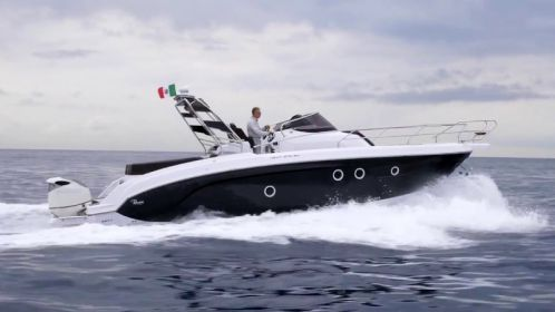 Ranieri International of America al 60° FLIBS di Fort Lauderdale