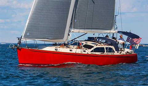 Morris Yachts 48 GT, il Grande Touring