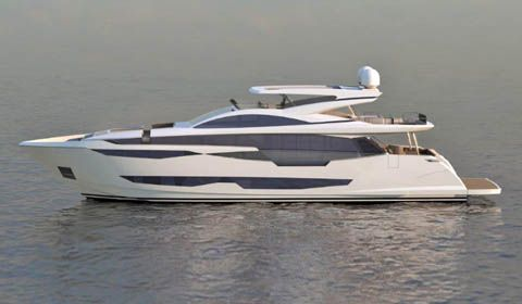 Pearl Yachts to unveil new flagship Pearl 95 in Cannes