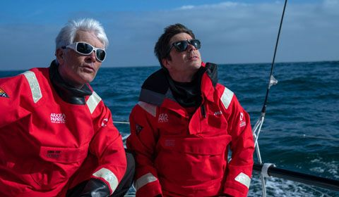 Vendée Globe - Past winners become coaches (part 2)