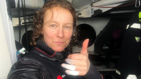 Vendée-Arctique-Les Sables d'Olonne highlights potential of girl power on the upcoming Vendée Globe