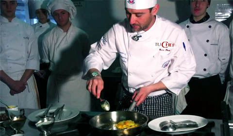 "Gli show cooking ""Sapore di Mare"" protagonisti al World Fishing 2015"