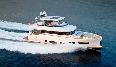 Sirena Yachts expands in US with new headquarter and attends FLIBS17 with 2 new S64 units