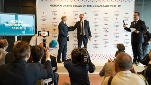 Genoa to host the Grand Finale of the The Ocean Race 2021-22