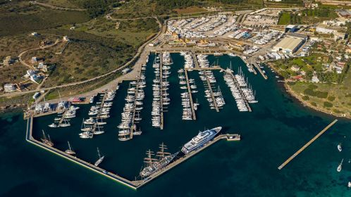 First Olympic Yacht Show to welcome over 80 yachts in Athens October 1-4 2020