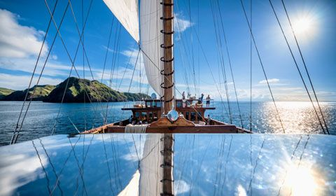 Camper & Nicholsons: top 10 yacht luxury experiences to charter in Summer 2019