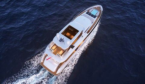 Sirena Yachts reveals all details of its superyacht Sirena 85 already under construction