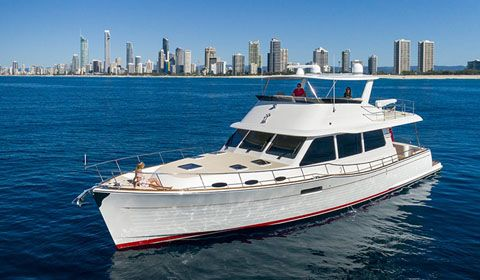 New Grand Banks 60 redefines long distance cruising
