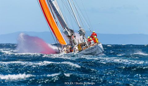Rolex Sydney Hobart Yacht Race - 'Grande Dame' of the sea betters with age