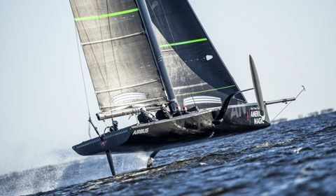 America's Cup: American Magic opens winter base at port of Pensacola