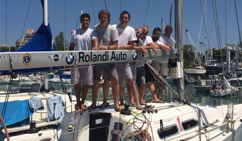 Yacht Club Italiano: Spirit of Nerina vince la Coppa dei Campioni