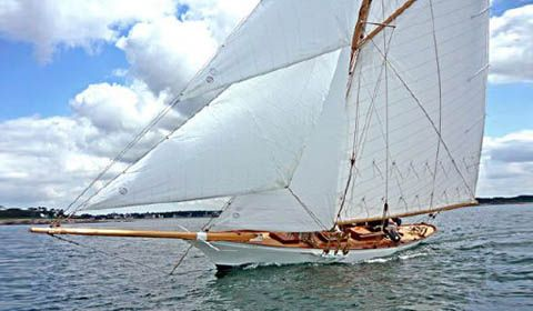 Fyne, 2008 - Spirit of Tradition Yacht
