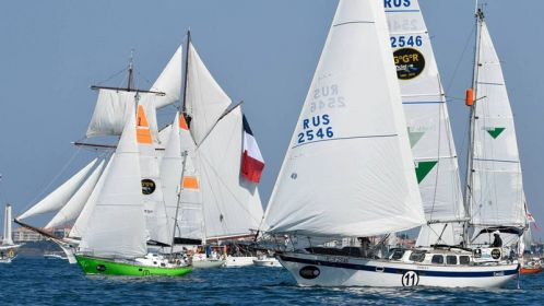 Golden Globe Race: 3 years to the start of the 2022 GGR
