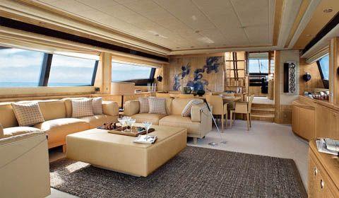 Interior designer per la nautica le professioni del mare for Arredo barche