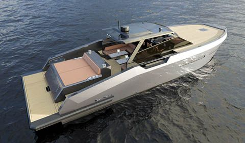 Mazu Yachts announces a new 52 hard top addition to its fleet