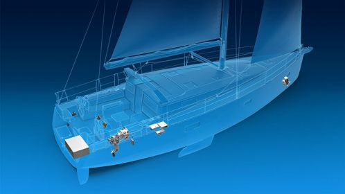 E-volution for Sea Vessels: ZF Develops Fully Electric Propulsion System for Sailing Yachts