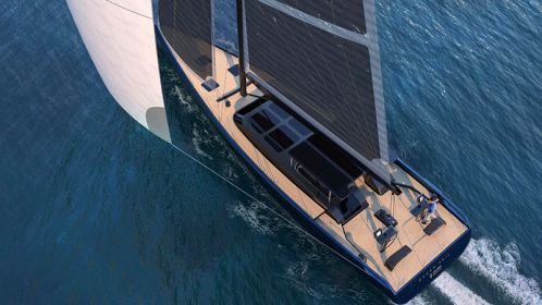 Alva Yachts: award-winning Ocean Sail 82 the best expression in electric sailing vessels
