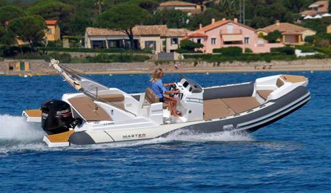 NauticSud 2017: Master Gommoni e Naples Yachts Service presentano tre modelli
