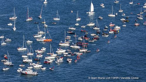 33 solo sailors will be at the start of the Vendée Globe as entry record is broken
