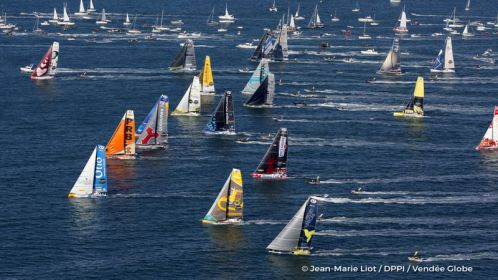 37 candidates for the Vendée Globe 2020 !