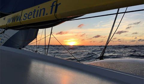 Route du Rhum - IMOCA Race Analysis by Alain Gautier