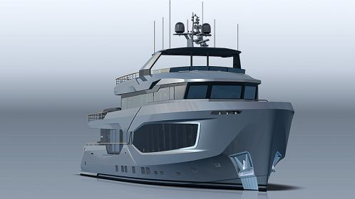 Numarine sold a new 37XP superyacht to be launched in summer 2021