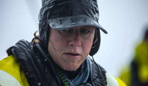 Volvo Ocean Race - 'Sometimes you love it, sometimes you hate it'