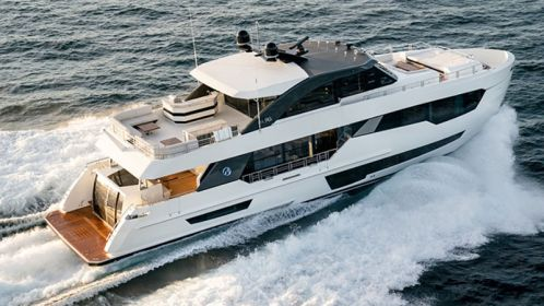 Cannes Yachting Festival 2019: Ocean Alexander 90R and 45D double European debut