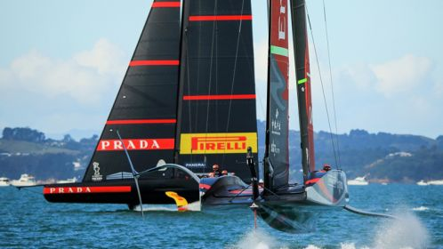 The 36^ America's Cup presented by Prada - Day 5