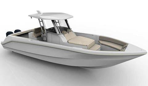 OSIA 315 by Cantieri Capelli - Barche a motore - NAUTICA ...