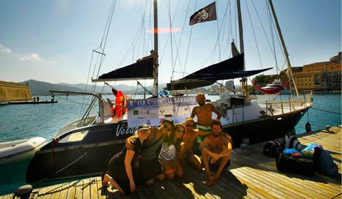 IL PROJECT SAILING BOAT DI