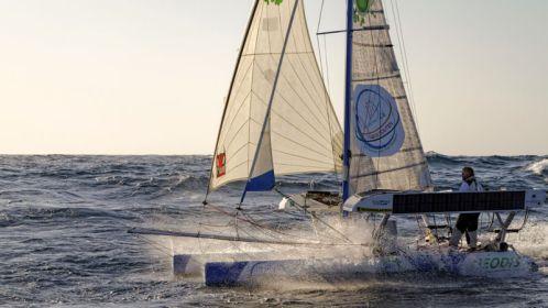Yvan Bourgnon e 'Le Manta': intervista al grande navigatore oceanico